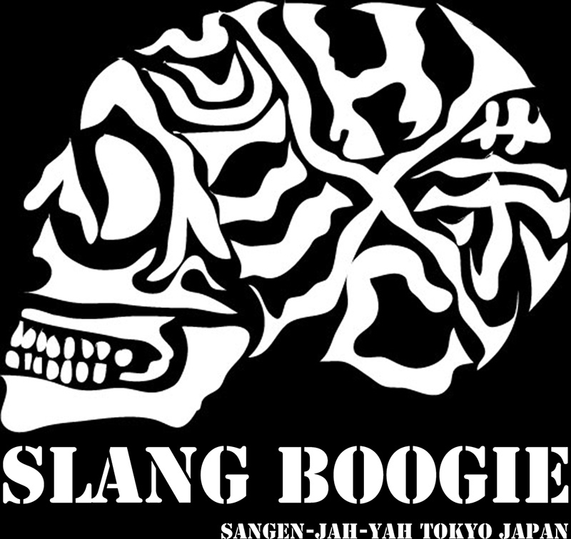 SLANG BOOGIE OFFICIAL WEB SITE
